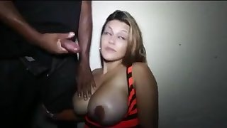 LATIN mommy BLOWING BIG Outrageous PENIS STRANGER!!!!