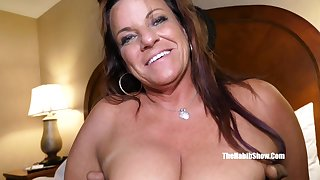 Super Obese Dilettante Mommy Interracial Sex