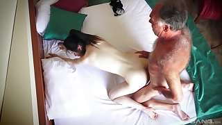 Hotel zone eavesdrop cam records amateur couple having amazing sexual relations