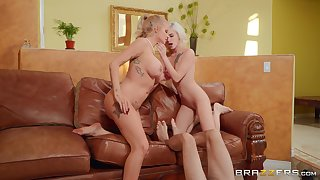 Lucky defy enjoys fabulous XXX with the steady old-fashioned and their way hot mom